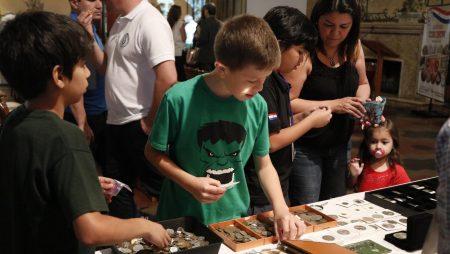 Asunción Coin Show reunió a numerosos amantes de la numismática