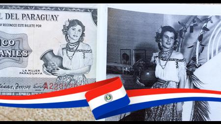 ¡Feliz Día de la Mujer Paraguaya!