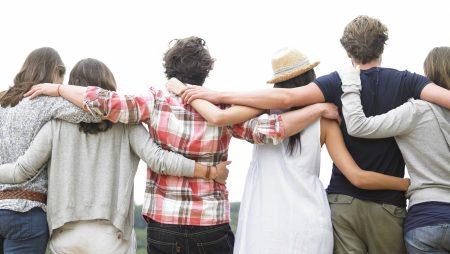 Celebración Día de la Amistad – Invitación
