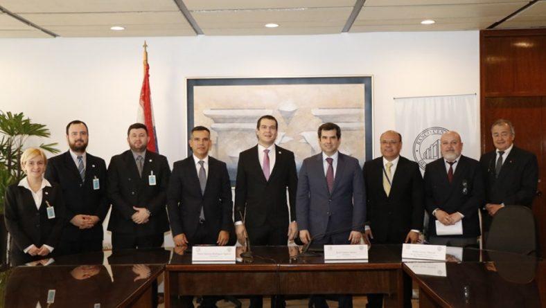 Convenio de Cooperación entre el BCP y ACONUPA