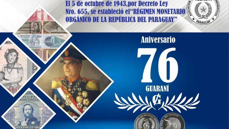 Aniversario del Guaraní