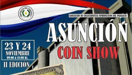 Disertantes – Asunción Coin Show II Edicición