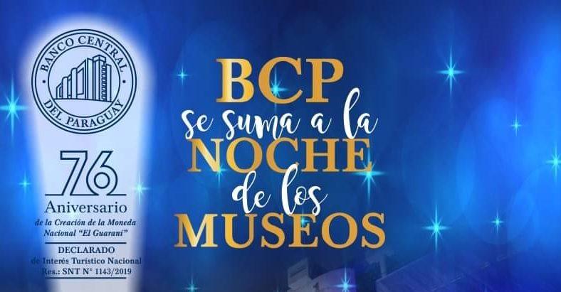 El BCP se suma a la noche de los Museos