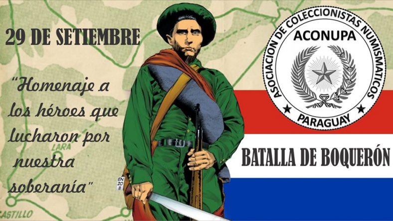 Batalla de Boquerón y Día del Soldado Paraguayo