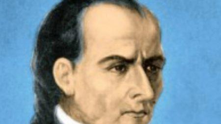 Nacimiento del Dr. José Gaspar Rodríguez