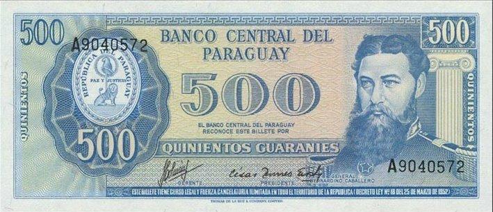 General Bernardino Caballero