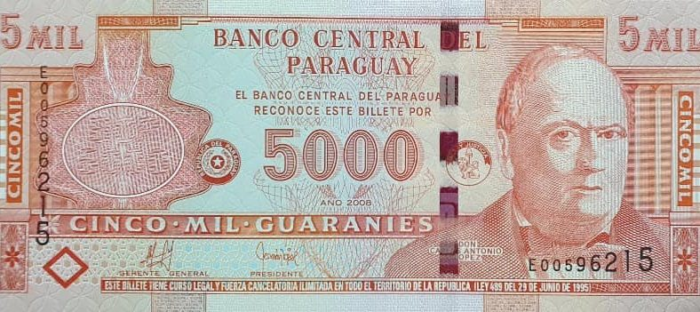 77º aniversario del Guaraní