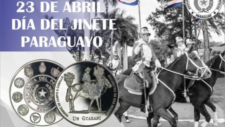 Día del Jinete Paraguayo