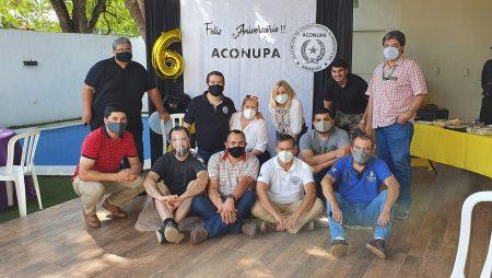 Celebración del 6to Aniversario de ACONUPA