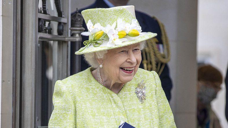 95 años de la Reina Isabel II de Inglaterra