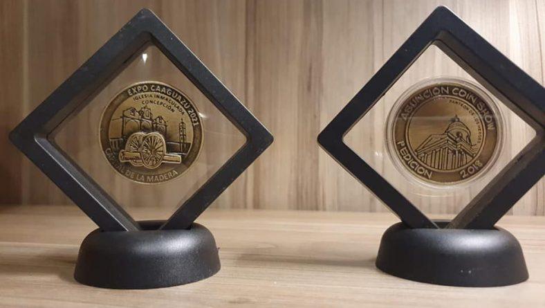 Medallas Conmemorativas ACONUPA