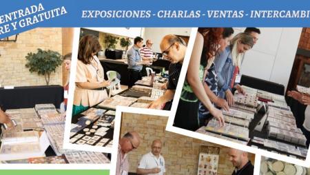 Expo Numismática Caaguazú 2021 – Invitación