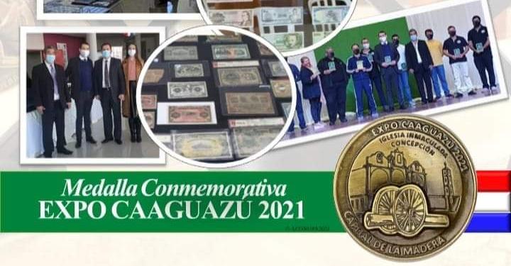 Expo Numismática Caaguazú 2021