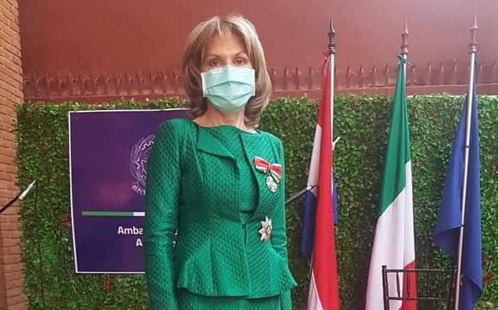 Felicitamos a la Señora Margarita Morselli