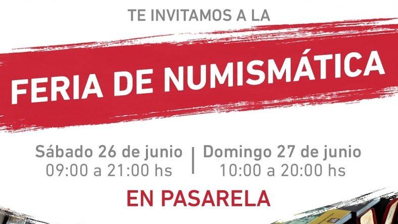 Feria de Numismática ¡Estás cordialmente invitado/a!