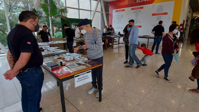 ¡Éxito Total! Feria y Exposición en el Shopping Mariscal