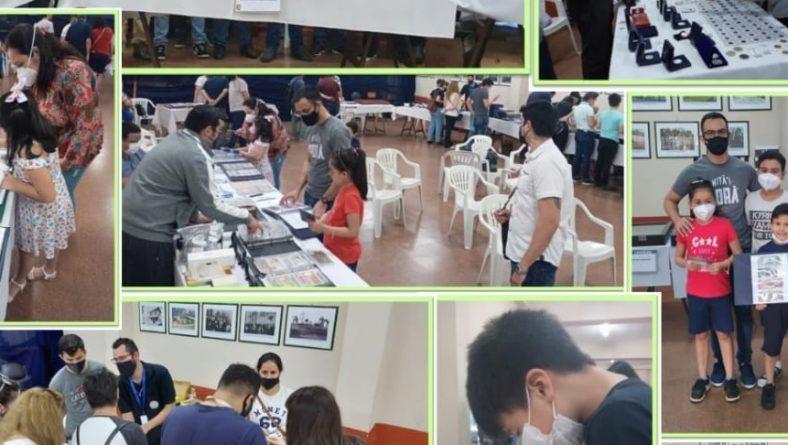Expo Numismática Alto Paraná ¡Éxito Total!