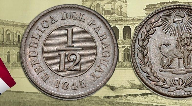 Primera Moneda Paraguaya