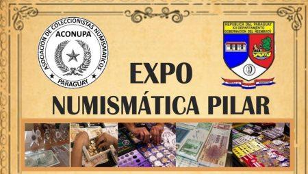 Expo Numismática Pilar ¡Invitación!